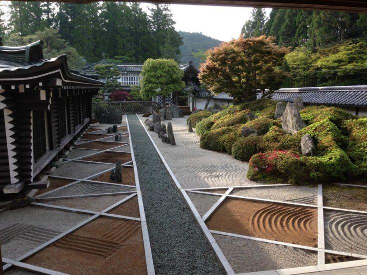 福智院庭園