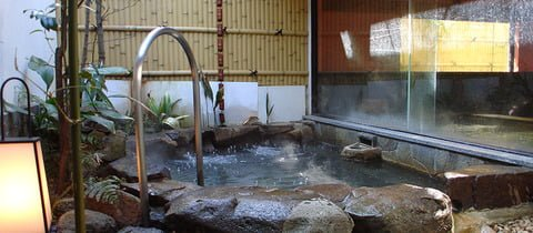 別格本山福智院は高野山唯一の天然温泉がある宿坊
