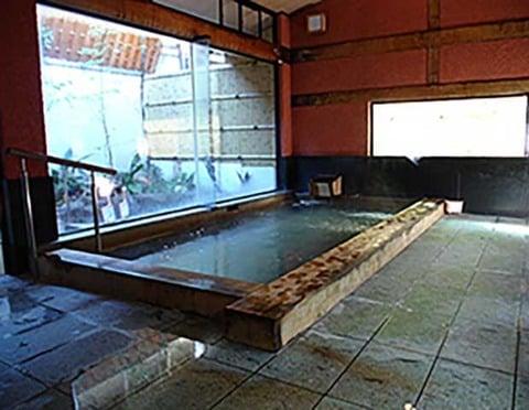 別格本山福智院の温泉