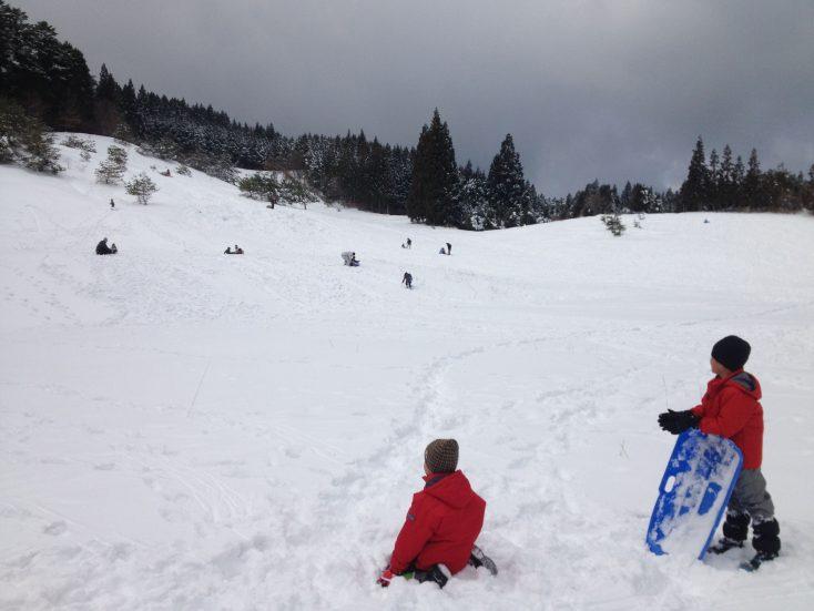 高野山スキー場