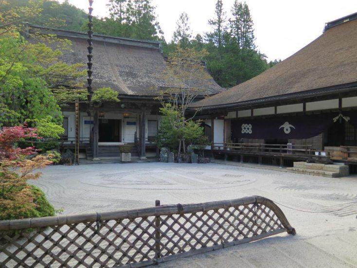 【期間限定】真田家ゆかりの蓮華定院に1泊2食付き1名9720円