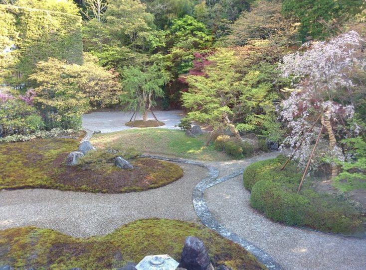 総持院庭園
